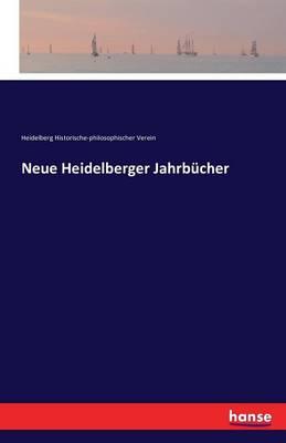 Neue Heidelberger Jahrb cher (Paperback)
