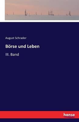 B rse Und Leben (Paperback)
