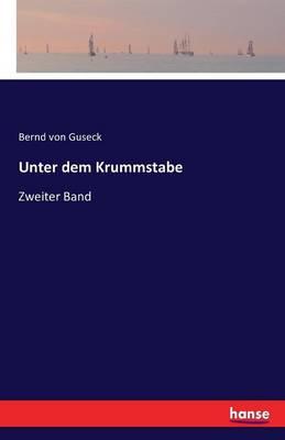 Unter Dem Krummstabe (Paperback)