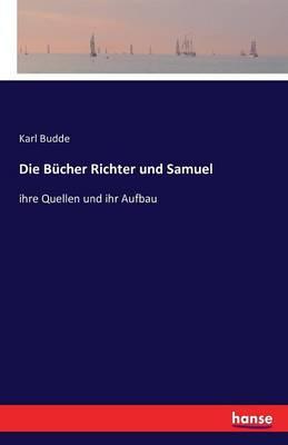 Die Bucher Richter Und Samuel (Paperback)