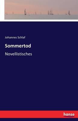 Sommertod (Paperback)