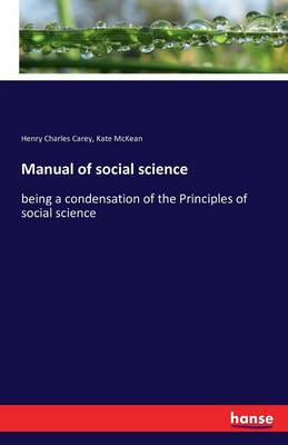 Manual of Social Science (Paperback)