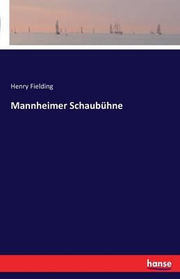 Mannheimer Schaubuhne (Paperback)