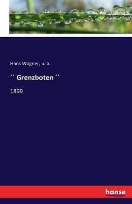 Grenzboten (Paperback)