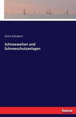 Schneewehen Und Schneeschutzanlagen (Paperback)