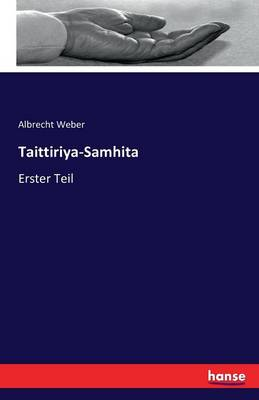 Taittiriya-Samhita (Paperback)
