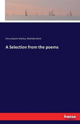 A Selection from the Poems (Paperback)