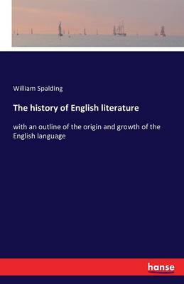 The History of English Literature (Paperback)