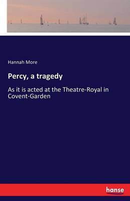 Percy, a Tragedy (Paperback)