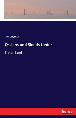 Ossians Und Sineds Lieder (Paperback)
