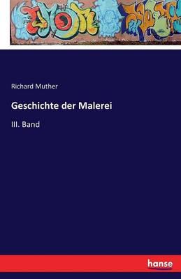 Geschichte Der Malerei (Paperback)