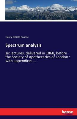 Spectrum Analysis (Paperback)