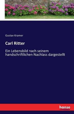 Carl Ritter (Paperback)