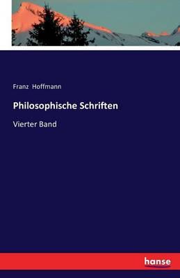 Philosophische Schriften (Paperback)