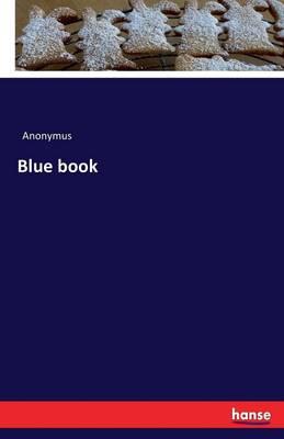 Blue Book (Paperback)