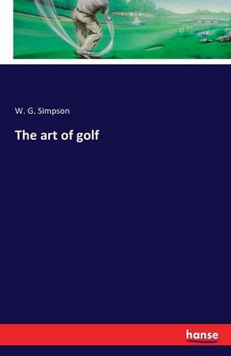The Art of Golf (Paperback)
