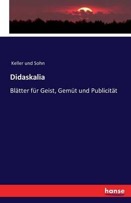 Didaskalia (Paperback)