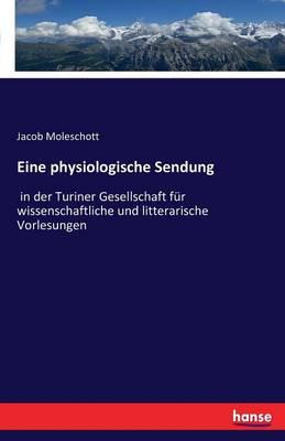 Eine Physiologische Sendung (Paperback)