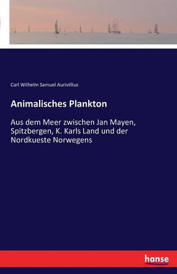 Animalisches Plankton (Paperback)
