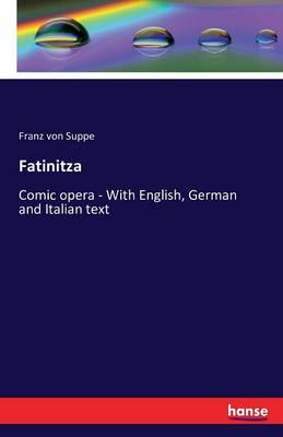 Fatinitza (Paperback)