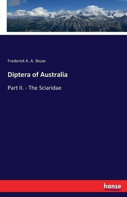 Diptera of Australia (Paperback)