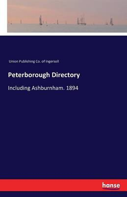 Peterborough Directory (Paperback)