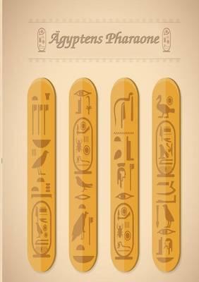 Agyptens Pharaone (Paperback)