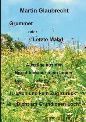 Grummet Oder Letzte Mahd (Paperback)