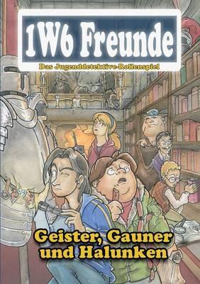 Geister, Gauner Und Halunken (Paperback)