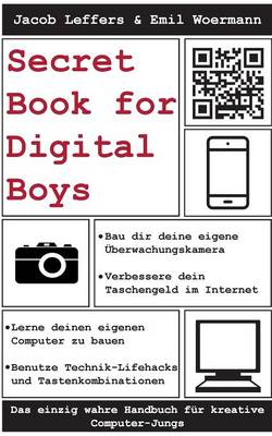 Secret Book for Digital Boys (Paperback)