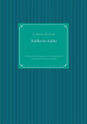 Riddles for Adults (Paperback)