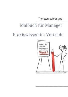 Malbuch Fur Manager (Paperback)