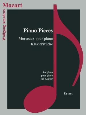 Klavierstuecke (Paperback)