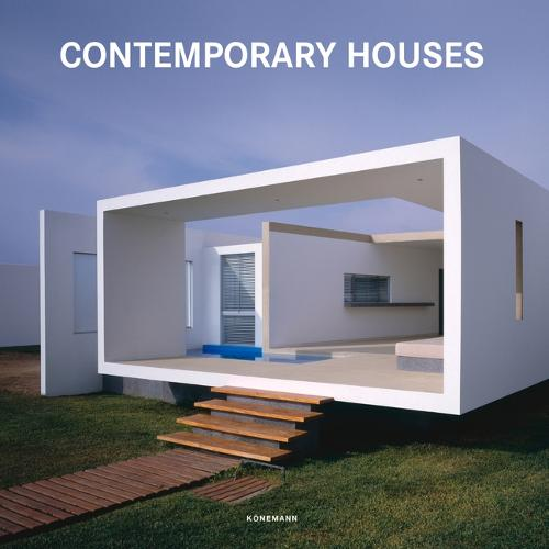 Contemporary Houses - Contemporary Architecture & Interiors (Hardback)