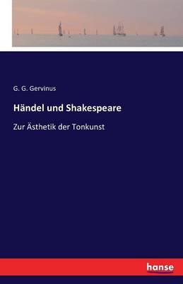 Handel Und Shakespeare (Paperback)