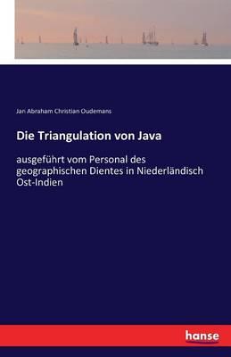 Die Triangulation Von Java (Paperback)
