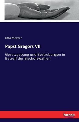 Papst Gregors VII (Paperback)