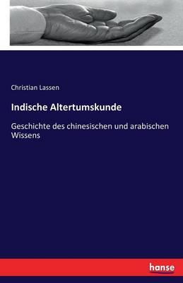 Indische Altertumskunde (Paperback)