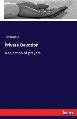 Private Devotion (Paperback)