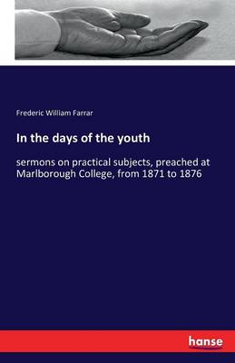 In the Days of the Youth (Paperback)