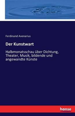 Der Kunstwart (Paperback)