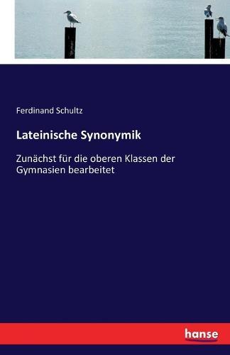 Lateinische Synonymik (Paperback)