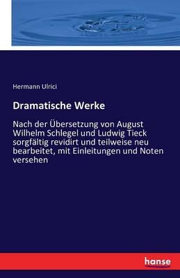 Dramatische Werke (Paperback)