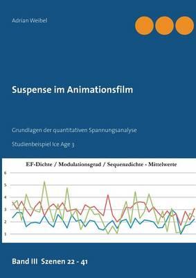 Suspense Im Animationsfilm (Paperback)