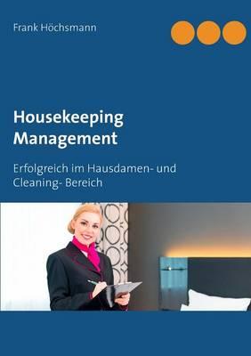 Housekeeping Management (Paperback)