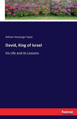 David, King of Israel (Paperback)