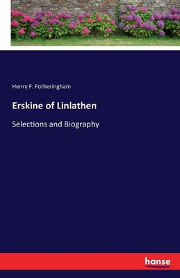 Erskine of Linlathen (Paperback)