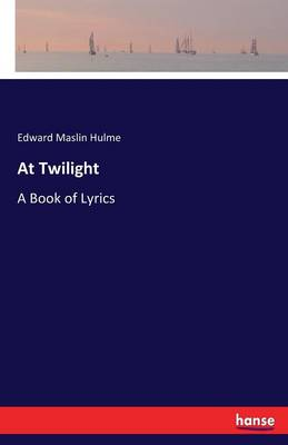 At Twilight (Paperback)