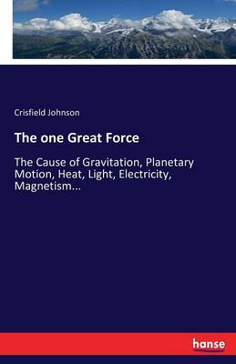 The One Great Force (Paperback)