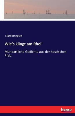 Wie's Klingt Am Rhei' (Paperback)